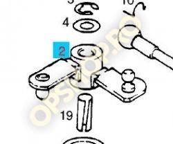 Piese Opel BRAT INTERMEDIAR ACCELERATIE CARBURATOR OPEL ASCONA C KADETT E 16S 16SH