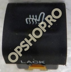 Piese Opel BUTON INCALZIRE SCAUNE FATA 90494416 GM 1239277 OPEL  OMEGA B