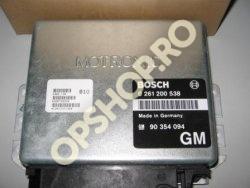 Piese Opel CALCULATOR INJECTIE 1237460 OPEL ASTRA FC20NE