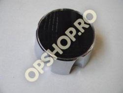 Piese Opel CAPAC BUTUC ROATA FATA NICHELAT CU CAPAC NEGRU CAMPO PT JANTE ALUMINIU