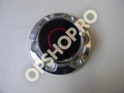 Piese Opel CAPAC BUTUC ROATA NICHELAT CU CAPAC NEGRU INEL ROSU FRONTERA A PENTRU JANTE TABLA FIXARE CU PIULITE DREPTE PANA IN 1995