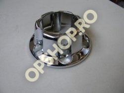Piese Opel CAPAC BUTUC ROATA NICHELAT CU GAURA PT CUPLAJ 4X4 FRONTERA A PENTRU JANTE TABLA FIXARE CU PIULITE CONICE DUPA 1996