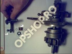 Piese Opel CAPAC LEVIER SCHIMBATOR VITEZE  CUTIE F23 OPEL SPEEDSTER ASTRA G