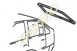 Piese Opel CHEDER LUNETA KADETT E HATCH 5USI 0126732 90341240