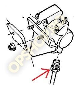 Piese Opel CONDUCTA AMBREIAJ OPEL FRONTERA C20NE X20SE X22XE