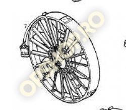 Piese Opel ELECTROVENTILATOR 90399419 GM 1341240 OPEL SENATOR B