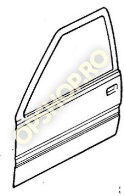 Piese Opel FATA USA FATA DR FRONTERA A 0128328 91141958
