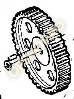 Piese Opel PINION AX CAME OPEL ASCONA C KADETT E OMEGA A VECTRA A C18NE 18SV