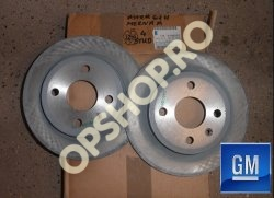 Piese Opel SET DISCURI FRANA SPATE OPEL ASTRA G ASTRA H 4PREZOANE