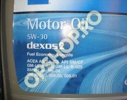 Piese Opel ULEI OPEL 5W30/BID.4L-DEXOS2