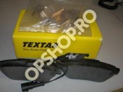 Piese Opel PLACUTE FRANA FATA OPEL CORSA D 1,0/1,2/1,4/1,3TD DISC 257MM