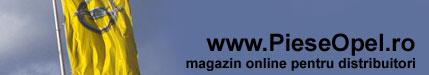 www.PieseOpel.ro magazin online pentru distribuitori