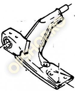 Piese Opel BASCULA FATA STANGA KADETT E CIELO 90375507