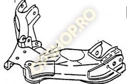 Piese Opel BASCULA INFERIOARA FATA STG ISUZU TROOPER OPEL FRONTERA A FARA PIVOT 94367913