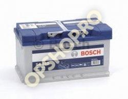 Piese Opel BATERIE BOSCH 80AH 740A S4 ALBASTRA