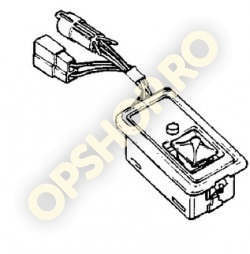 Piese Opel BUTON OGLINZI STANGA 90207211 GM 1240112 OPEL KADETT E