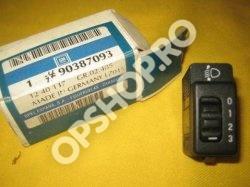 Piese Opel BUTON REGLARE POZITIE FARURI 1240147 OPEL CALIBRA VECTRA A ASTRA F CORSA B