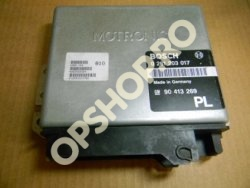 Piese Opel CALCULATOR INJECTIE 1237521 OPEL ASTRA F C20XE