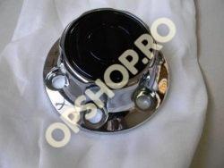 Piese Opel CAPAC BUTUC ROATA NICHELAT CU CAPAC NEGRU PENTRU JANTE TABLA MONTEREY CAMPO