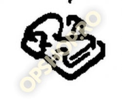 Piese Opel DOP CAUCIUC CUTIE VITEZE AUTOMATA OPEL OMEGA A