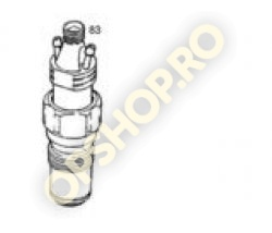 Piese Opel INJECTOR OPEL CORSA B 1.5TD ASTRA F VECTRA A VECTRA B 17TD TC4EE1