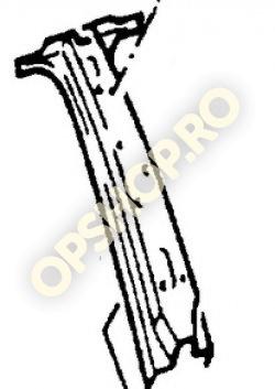 Piese Opel ORNAMENT PLASTIC(FOLIE) STANGA STALP MIJLOC OMEGA A SENATOR B 0122337
