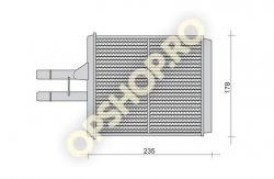 Piese Opel CALORIFER ORIGINAL GM 1843107 OPEL VECTRA B